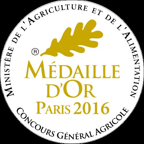 MedailleOr2016