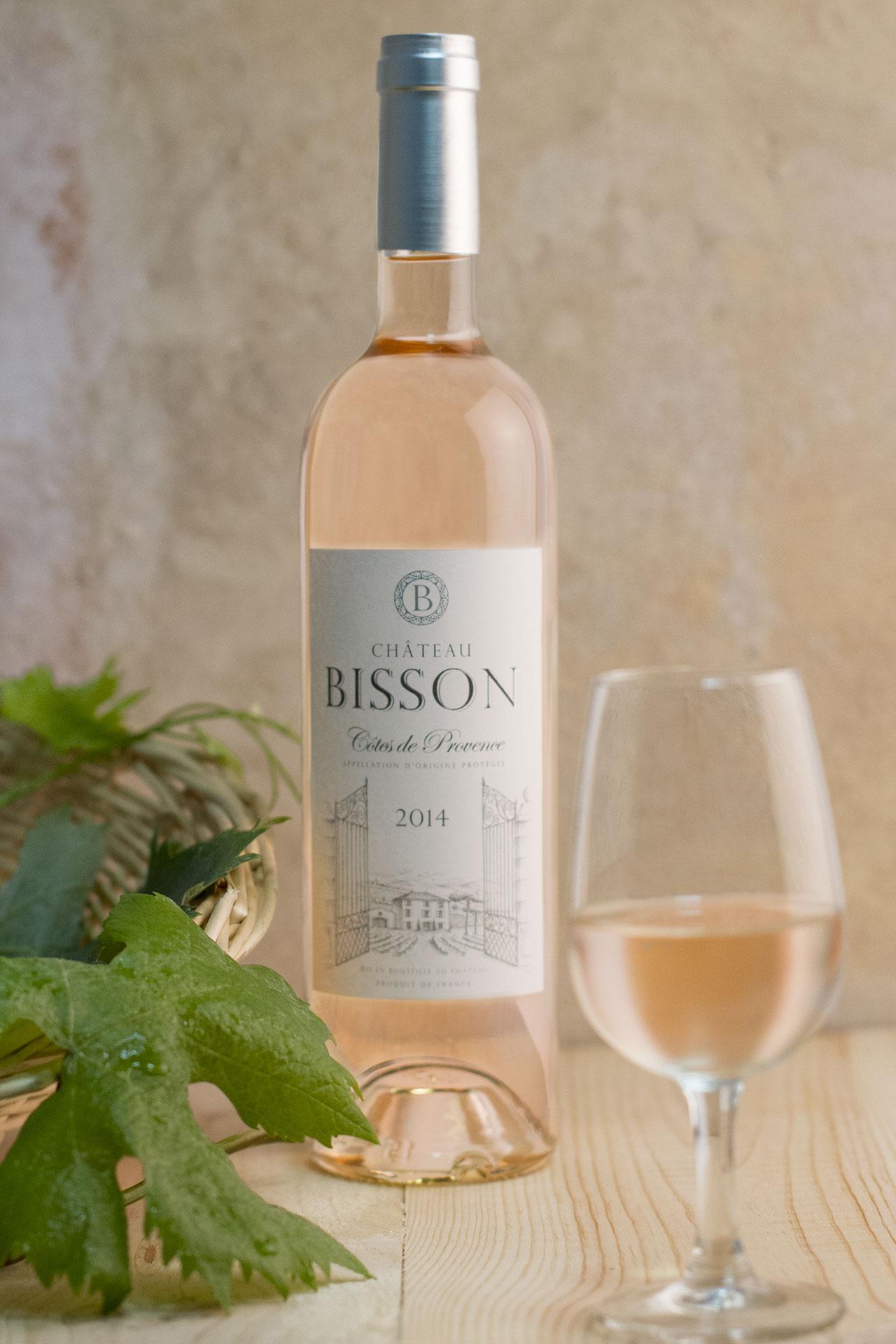 Château BISSON Rosé 2014