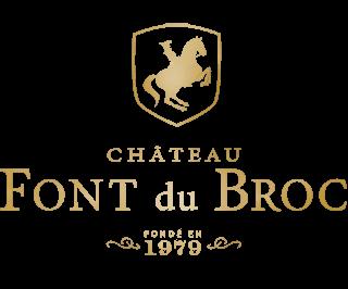 Chateau Font du Broc Logo