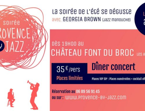 Soirée Jazz du 2 août