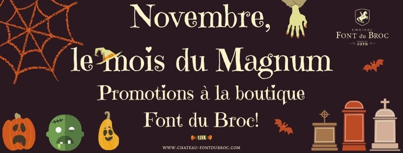 Promotions Novembre